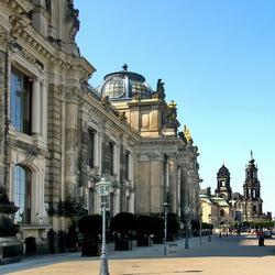 Brühlische Terrasse Dresden