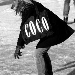 Coco on ice