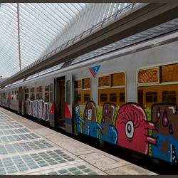 La Gare Guillemins 6