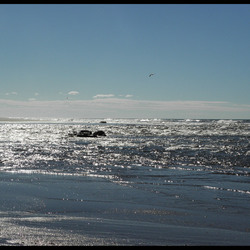 Atlantische oceaan...
