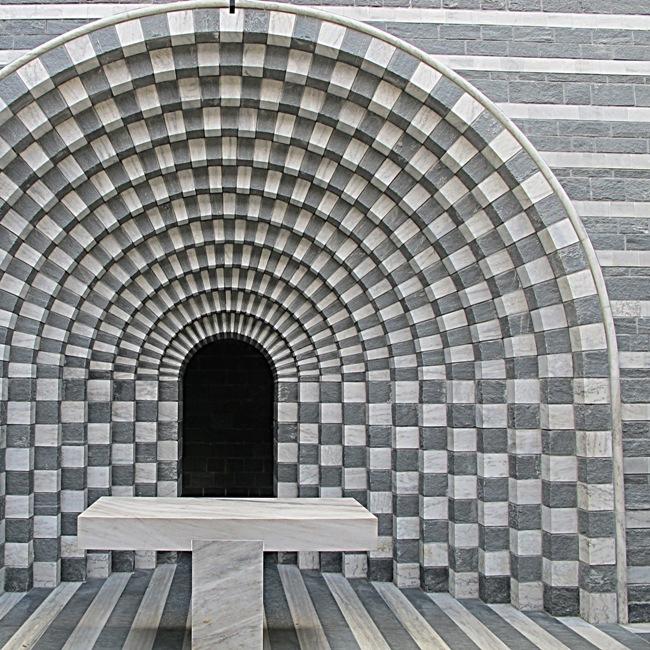 Kerkje1 - architect: Mario Botta