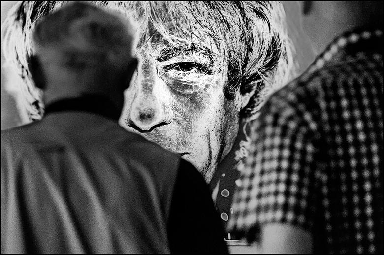 Photokina 2014-07 - Wanneer wij mensen portretten bekijken gaat onze eerste blik naar de ogen van de persoon. Dit blijkt biologisch zo te zijn. En zo
