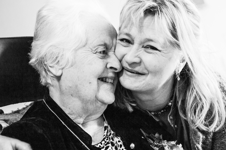 liefde - wat een knuffel al niet kan doen