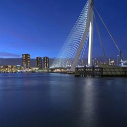 Erasmusbrug Rotterdam - I