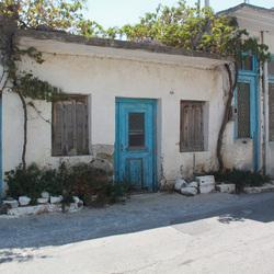 Griekse platteland