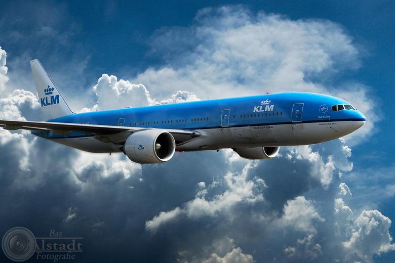 "KLM PH-BQO B777 - Ruim 4 uur werk, maar dan heb je ook iets <img  src=""/images/smileys/wilt.png""/>"