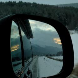 Winter-weer-spiegel