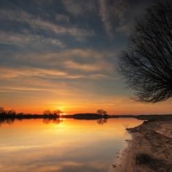 Licht, lucht en water