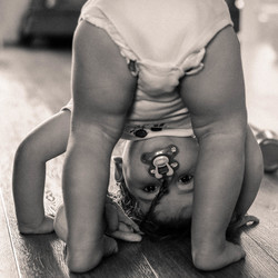 Upside down is more fun