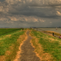 Zeeland in Nederland.