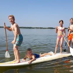 Surfplank van opa