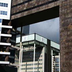 Gebouwen op de Weena Rotterdam