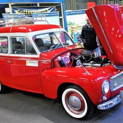 Rode Volvo.