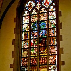 HAARLEM, Grote of St. Bavo Kerk