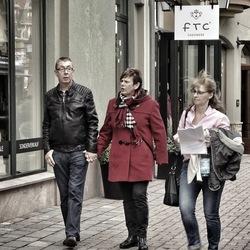Op straat