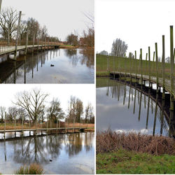 Brigde over troubled water