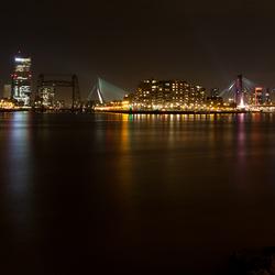 Rotterdam, dag en nacht kleurrijk
