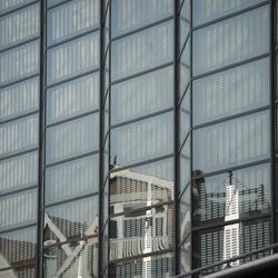 Achter het Station van Rotterdam