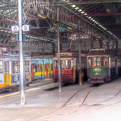Tramdepot Lissabon