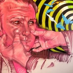 Street Art Klaas Van Der Linden