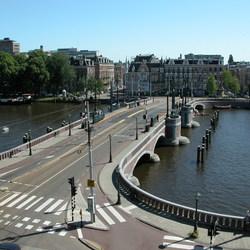 Zomer in Amsterdam