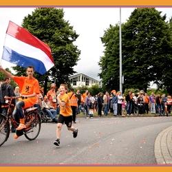 Oranje feest!