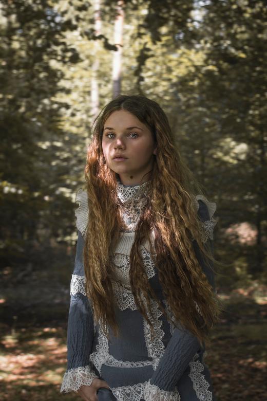 Maiden on the moor