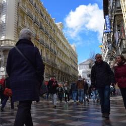Madrid on the street