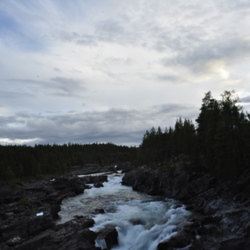 Rivier in Jotunheimen