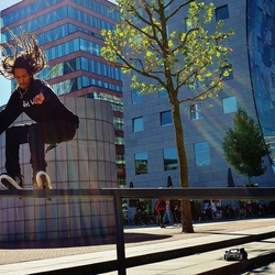 Roller Skate Jump