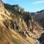 Yellowstone river USA
