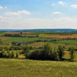 Panorama Limburgs heuvelland