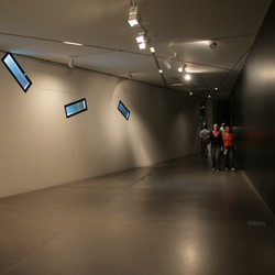 Donkere gangen