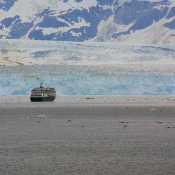 Gletsjer in Alaska