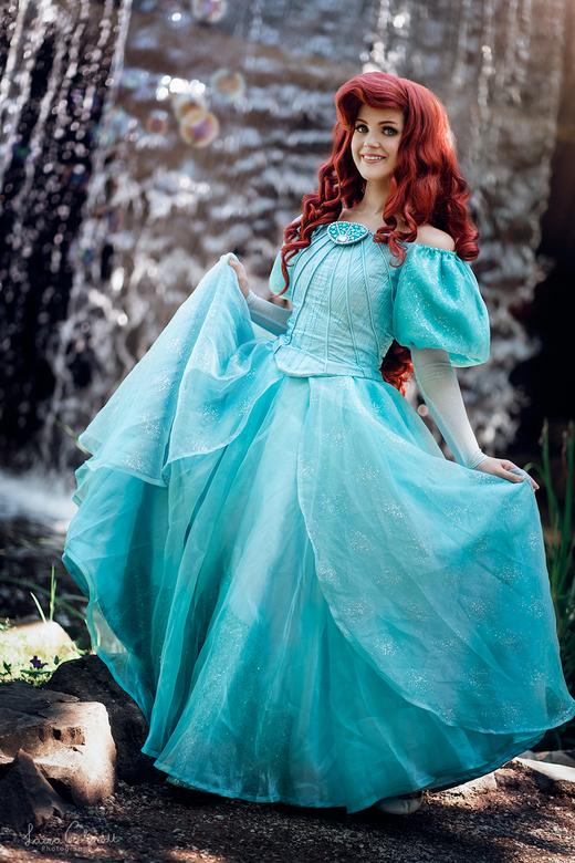 Ariel - Met Soleriacos op pad geweest als Ariel!