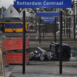 3x Rotterdam Centraal