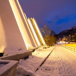 Tromso - Arctic Cathedral-8507