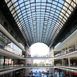 Winkelcentrum Berlijn