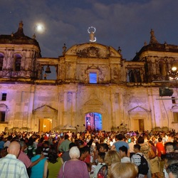 katedraal, basilica menor, de Leon, Nicaragua