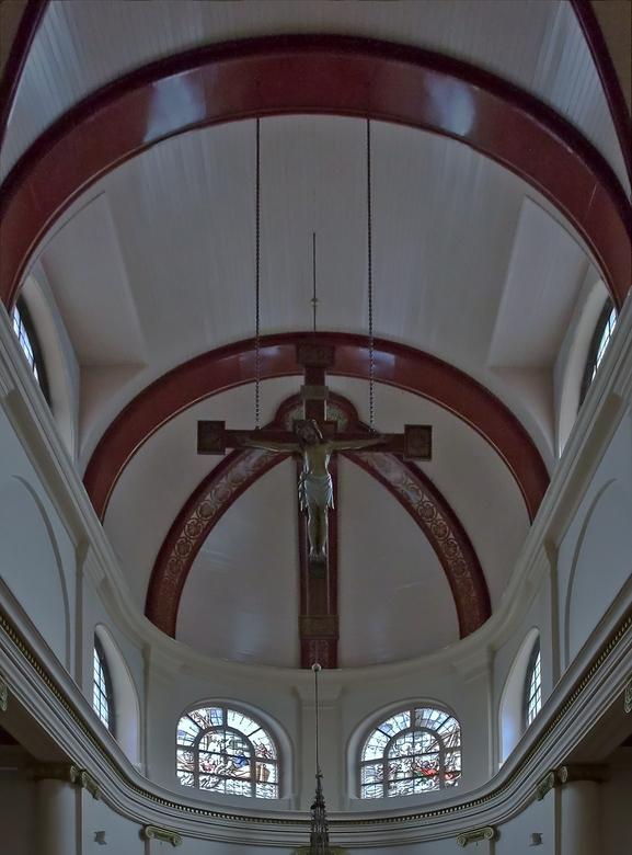 St. Vincentius A Paulo Kerk - In1908 gebouwde roomskatholieke kerk in Volendam.