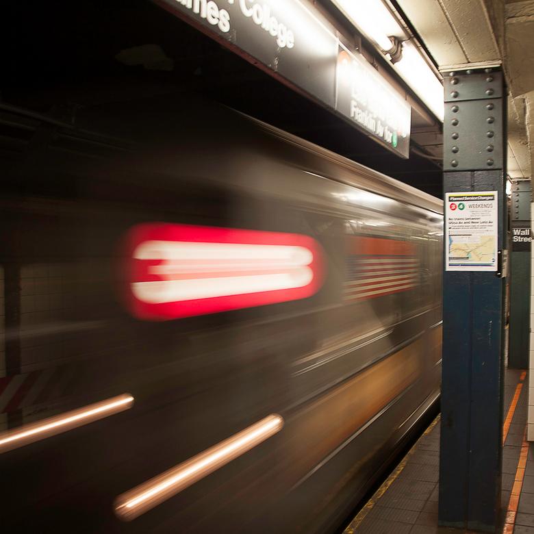 Lijn 3 - Lijn 3, New York City subway
