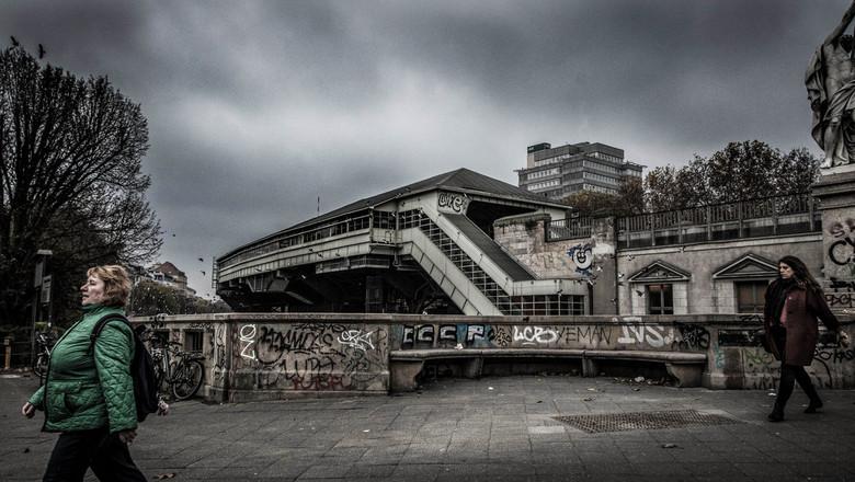 Deprimiert Berlin -