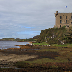 Dunvegan Castle, Isle of Skye, Schotland