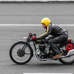 Rudge Cafe Racer