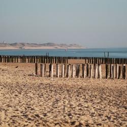 Zonnig strand