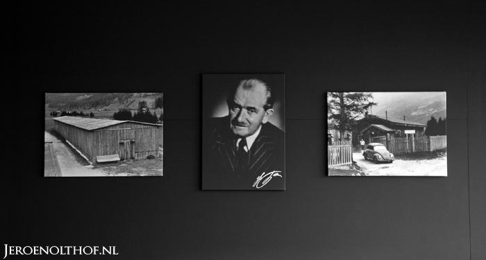Ferdinand Porsche - De vader van Porsche, Ferdinand Porsche. Hoe het allemaal begon met de meester in het midden.