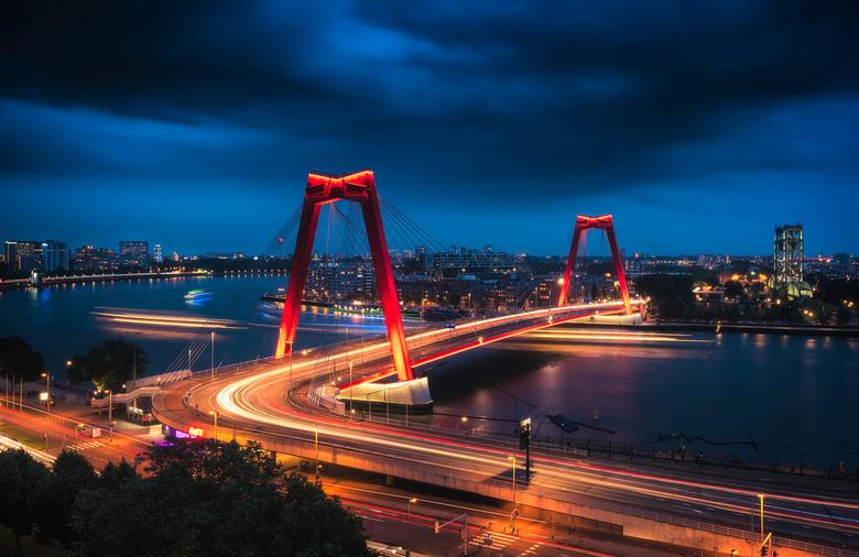 De Willemsbrug heropend