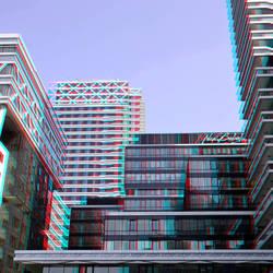 New Babylon The Hague 3D