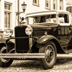 Nash van rond 1930