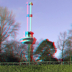 Parkkade Rotterdam 3D